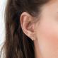 Boucles d'oreilles Sansa ear climbers