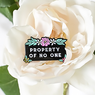 Pin's - Property of no one
