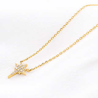 Collier Morning star