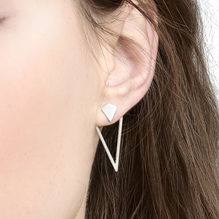 Juneau Ear Jackets By Shlomit Ofir