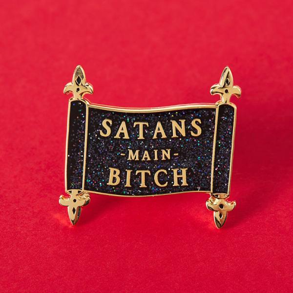 Pin's - Satan's main bitch