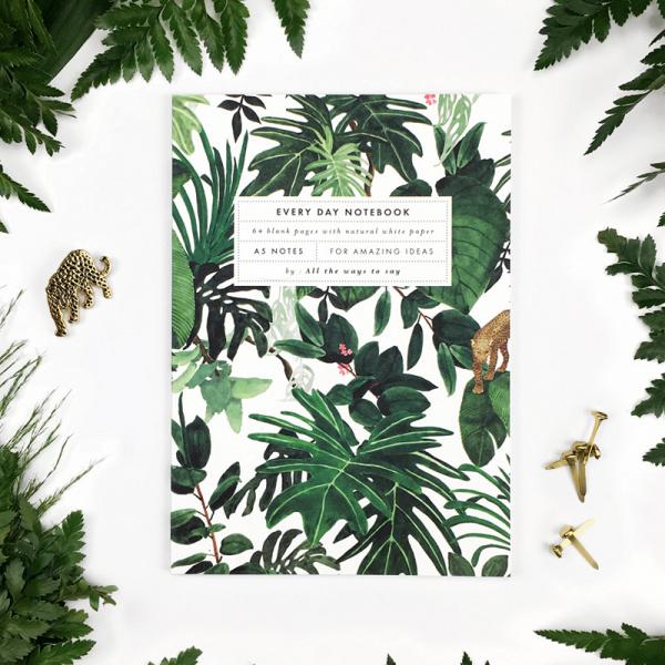 Carnet Jungle