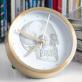 Skull small table clock