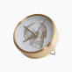 Petite horloge à poser - Skull
