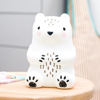 Veilleuse Nino (ours blanc)