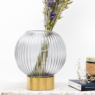 Grand vase - golden hour