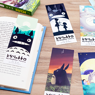 Marque-pages Totoro