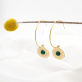 Boucles d'oreilles - Soylent green
