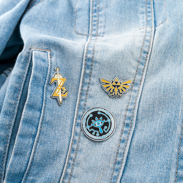 Pin's The Legend of Zelda - Breath of the Wild
