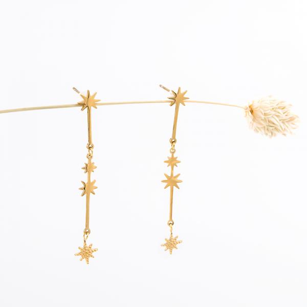 Clous d'oreilles - Constellation