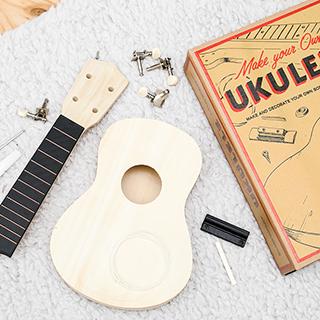 Kit DIY - Make your own Ukulélé