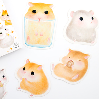 Cartes hamsters