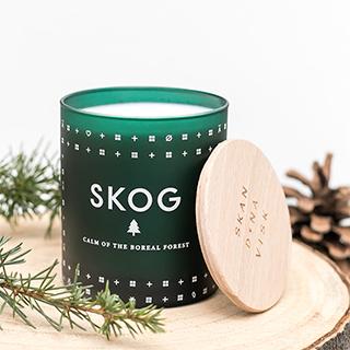 Skandinavisk - Skog  (grand pot)