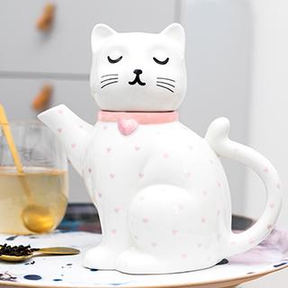 Théière chat - Nina
