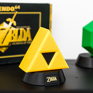 The Legend of Zelda mini lampe - Triforce
