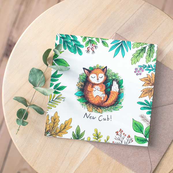Carte - New cub