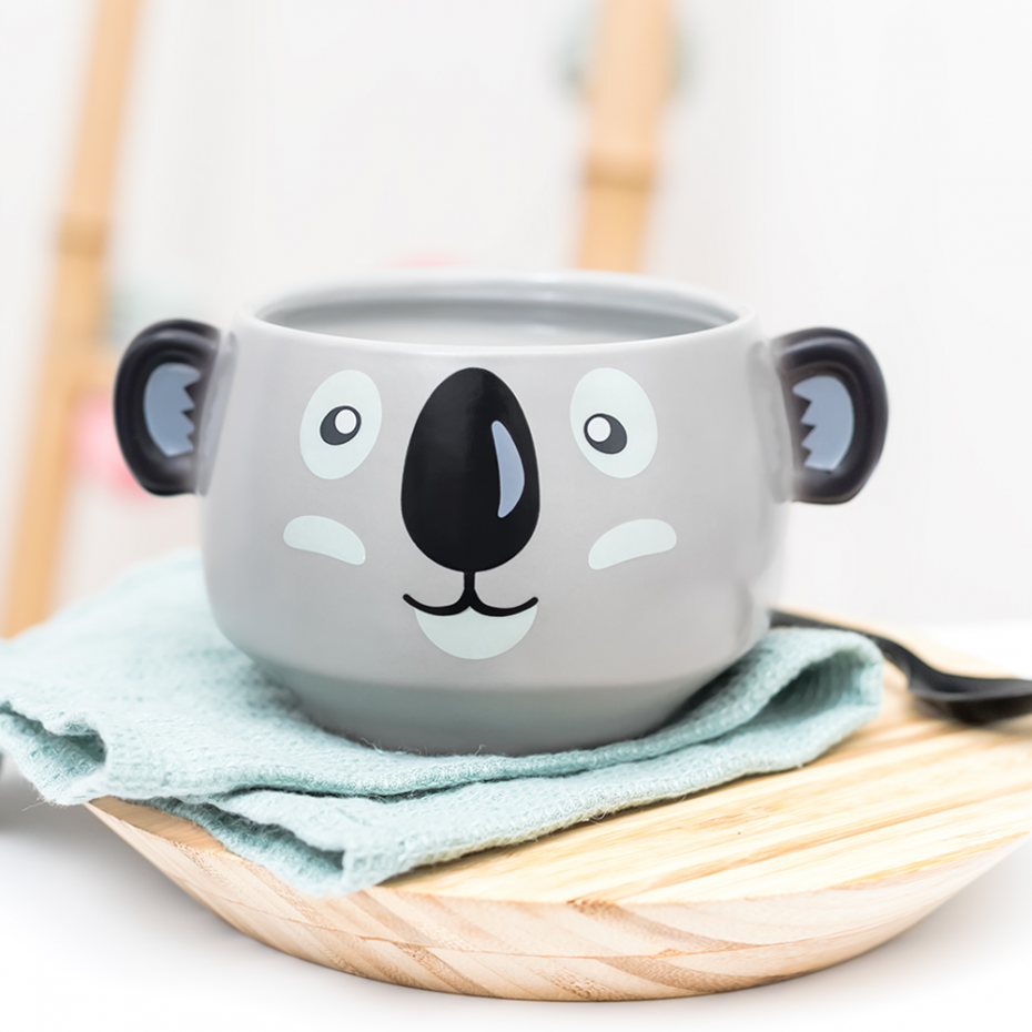 Grand Mug Qui Change De Couleur En Forme De T 234 Te De Koala