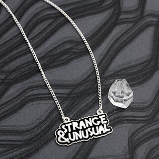 Collier - Strange & unusual