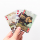Playing cards - Dinosaurs 3D