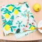 Tea towel Rifle paper - Shangai garden