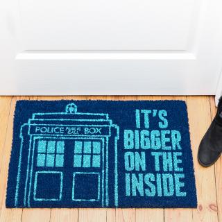 Doormat - Tardis