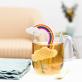 Tea infuser - over the rainbow