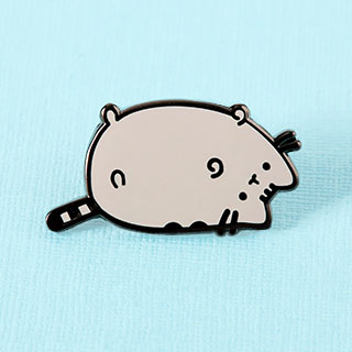 Pin's -  Pusheen roll