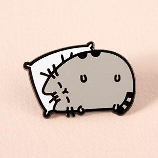 Pin's -  Sleepy Pusheen