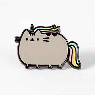 Pin's -  Pusheenicorn