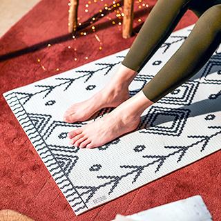 Tapis de yoga berbère