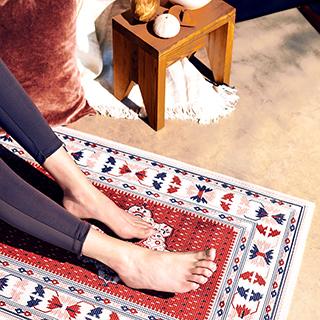 Tapis de yoga persan