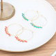 Hoops earrings - Epis