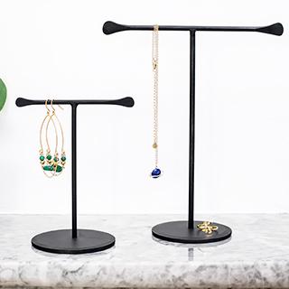 Porte-bijoux - Minimaliste (black)