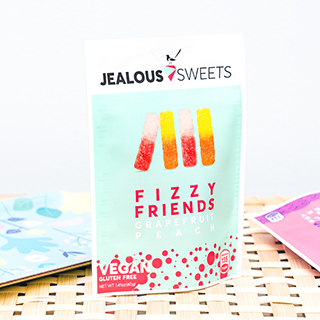 Jealous Sweets - Fizzy friends