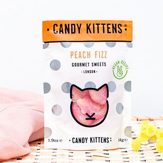 Candy Kittens - Peach fizz