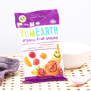 Bonbons YumEarth - fruits snacks