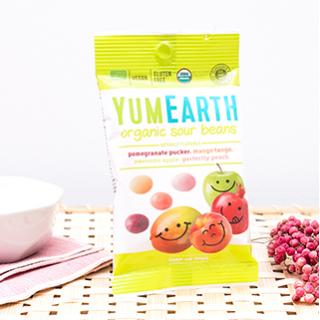 Bonbons YumEarth - Sour beans