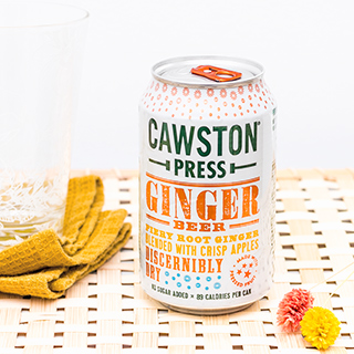 Soda Cawston Press - Ginger Beer