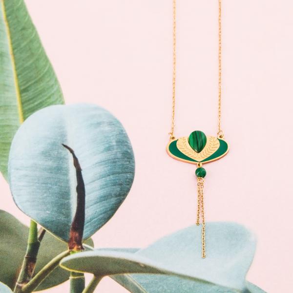 Necklace - Flora