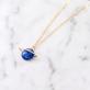 Collier Planète - Lapis lazuli