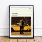 Movie print - Taxi Driver