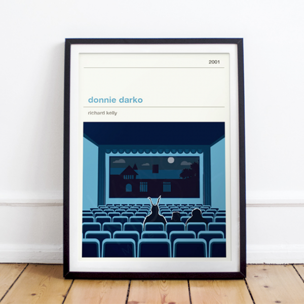 Movie print - Donnie Darko
