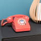 Téléphone rétro 746 - Terracotta