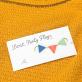 Pin's en porcelaine - Lost party flags