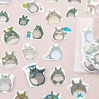 Stickers - Totoro 3