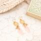 Boucles d'oreilles -  Attrape-rêves