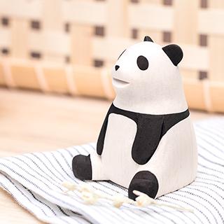 Pole pole - le panda