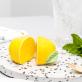 Salière et poivrière - Citrons