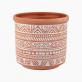 Cache-pot - Terracotta
