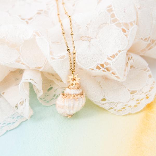 Long necklace - Kai